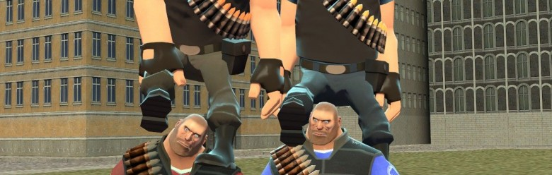 TF2 Cinematic Heavy For Garry's Mod Image 1