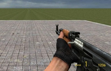 ak-47.zip For Garry's Mod Image 2