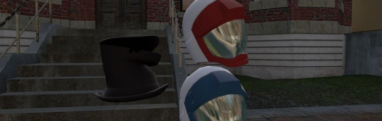 tf2_zeta_gundam_helmet_hexed.z For Garry's Mod Image 1
