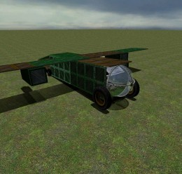 War drop plane.zip For Garry's Mod Image 1