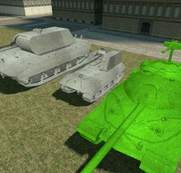 tank pack V2 For Garry's Mod Image 1