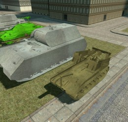 tank pack V2 For Garry's Mod Image 3