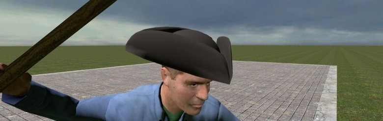 pirate_hat.zip For Garry's Mod Image 1