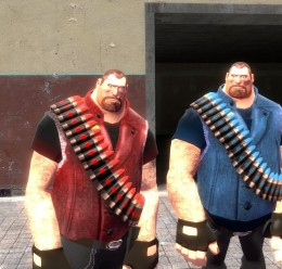 Francis Heavy Fixed For Garry's Mod Image 1