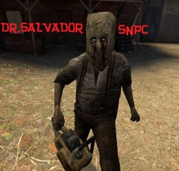 Dr.Salvador SNPC For Garry's Mod Image 1