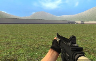 wax'svltor_sbr_and_m4a1_master For Garry's Mod Image 1