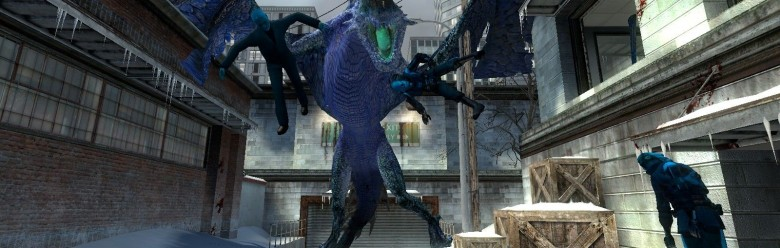 ice_dragon_snpc.zip For Garry's Mod Image 1
