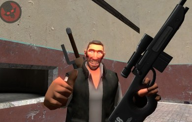 tf2_alternate_unshaved_sniper_ For Garry's Mod Image 2