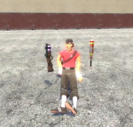 tf2_spawnlist_scout_favorites. For Garry's Mod Image 1
