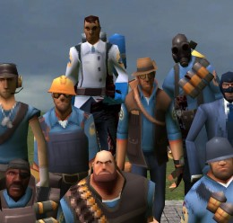 TF2 Oldschool Pack For Garry's Mod Image 1