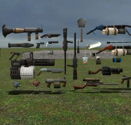 TF2 Oldschool Pack For Garry's Mod Image 2