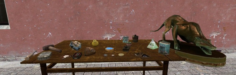 Rin's Dishonored Misc items For Garry's Mod Image 1