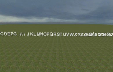 ngc_letters.zip For Garry's Mod Image 1
