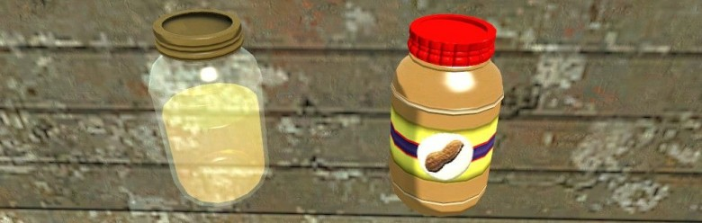 peanut butter.zip For Garry's Mod Image 1