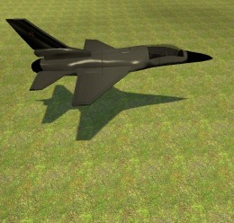 hannibal's_jet_plane.zip For Garry's Mod Image 1