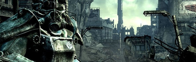 Fallout 3 background  + music! For Garry's Mod Image 1