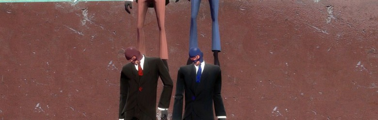 TF2 First In First Out Spy For Garry's Mod Image 1