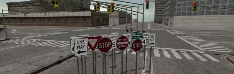 Traffic Stuff For Garry's Mod Image 1