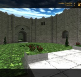 zelda_courtyard.zip For Garry's Mod Image 2
