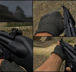 MP5 Reskin (With Sounds) For Garry's Mod Image 2