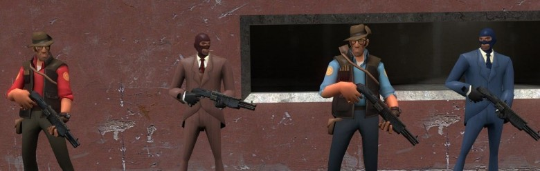 Sniper and Spy NPCS For Garry's Mod Image 1