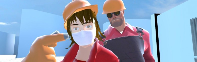 female_engineer.zip For Garry's Mod Image 1