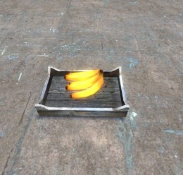 food_-_banana.zip For Garry's Mod Image 1