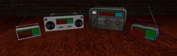 3D Stream Radio