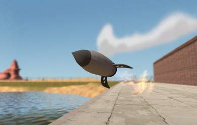 cape_and_rocket.zip For Garry's Mod Image 2