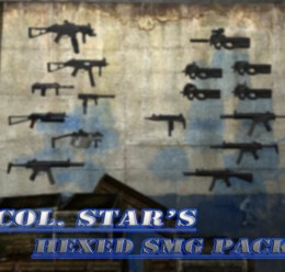 smg_pack.zip For Garry's Mod Image 1