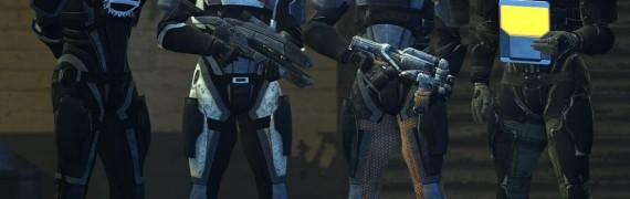Mass Effect DLC guys.