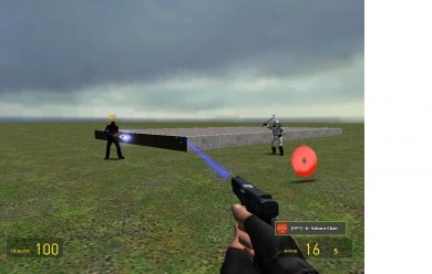laser_weapons.zip For Garry's Mod Image 1
