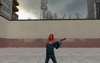 Facepunch Playermodel For Garry's Mod Image 1