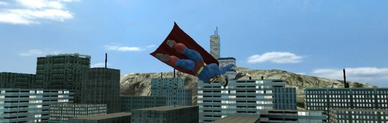 kcgeorge's_superman_addon.zip For Garry's Mod Image 1