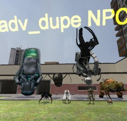 adv_dupe_npc's.zip For Garry's Mod Image 1