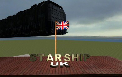starship_uk.zip For Garry's Mod Image 1
