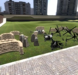 fortification_props.zip For Garry's Mod Image 1