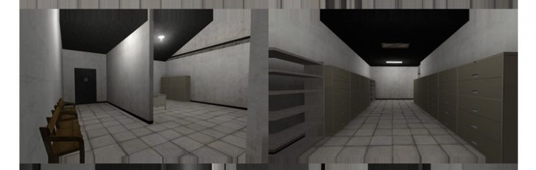 SCP-Facility :173's Room For Garry's Mod Image 1