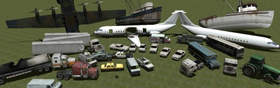 L4D props_vehicles ports
