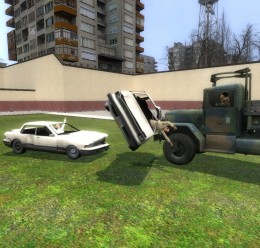 L4D props_vehicles ports For Garry's Mod Image 2