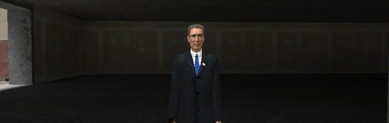 george_bush_npc.zip For Garry's Mod Image 1