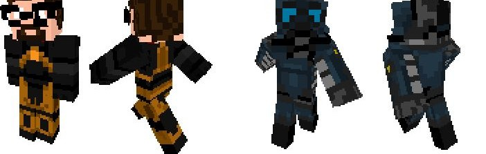 minecraft_skins.zip For Garry's Mod Image 1
