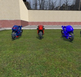 duel_bikes.zip For Garry's Mod Image 2
