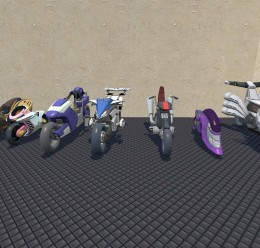 duel_bikes.zip For Garry's Mod Image 3
