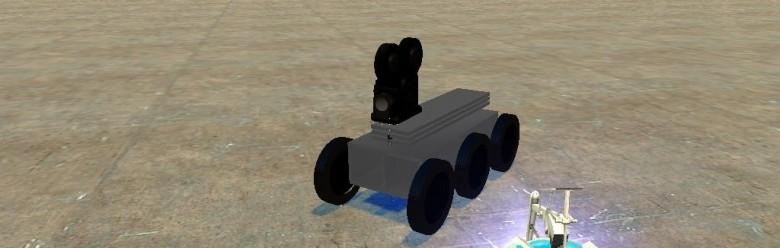 small spy bot V2 For Garry's Mod Image 1