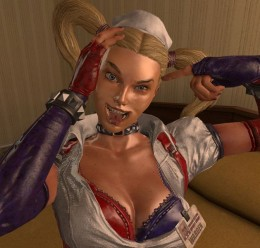 Harley Quinn without mask For Garry's Mod Image 3