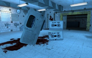 Saw Tape Recorder & Tape For Garry's Mod Image 1