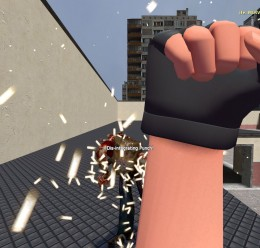 re-worked_combo-fists.zip For Garry's Mod Image 1