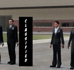 FBI Agents For Garry's Mod Image 1