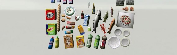 Food And Household items v1.2
